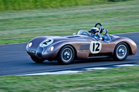 Jaguar C Type - Alex Buncombe  -   Freddie March Memorial trophy