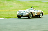 Jaguar C Type- John Young -  Freddie March Memorial trophy