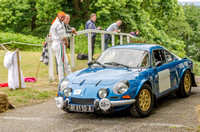 Alpine Renault  A110 -  Tim Moores
