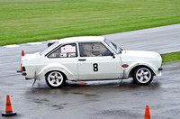 Ford Escort Mk II - Ian Hucklebridge Gary Johnson