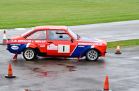 Ford Escort Mk II - Mark Spencer Geoff Skillen