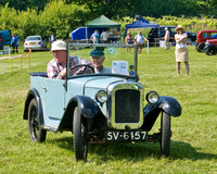 Austin 7 Chummy - Nigel Coulter