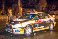 Wales Rally GB 2015 Ceremonial Start