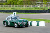 Austin Healey 3000  -  Paul Baker