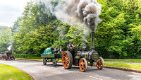 Ironbridge Steam road run