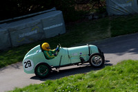Austin 7 Single Seater     Julia Constantinous