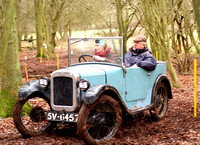 Austin 7 Chummy Wendy Coulter