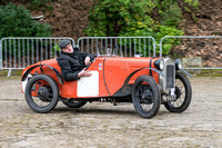 Austin 7 Ulster TT rep.  -  Matt Johnston