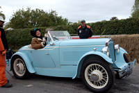 Wolseley Hornet Swallow 2 seater    Lorna Mountford