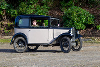 Austin 7 RN Saloon  --    Angus Frost