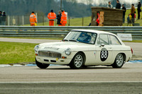 MGB GT Paul Brown