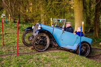 Austin 7  Chummy  --  Nigel Coulter