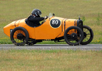 Austin 7 Supersports Matt Johnston