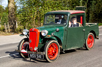 Austin 7 Pick Up  NSV 941