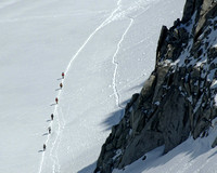 France, Mont Blanc Mountaineers