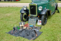 Austin 7 Van Equipment - Martin Hoyle