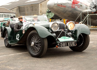 Jaguar SS100   Nick Jarvis and Chris Winter