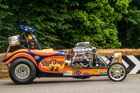Austin Bantam Roadster Rat Trap  -  Ron Hope
