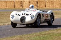 Jaguar C Type_Will Stone