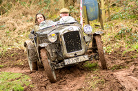 Austin 7 Ulster Rep  -  Lucy Reynolds