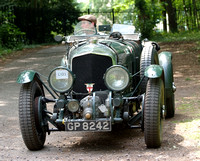 Bentley 4½ litre   Martin Overington