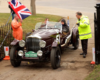 Bentley Derby 4¼ Special   Paul Carter  John Bayliss