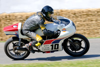 Norton F750 Spaceframe-Robert Sewell