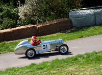 Austin 7 Single seater   Terry Griffin