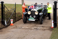 Bentley 4½ Litre VDP Tourer   Andreas Pohl and Rainer Wolf