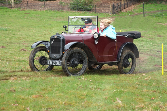 Austin 7 Chummy   Emma Whitfield