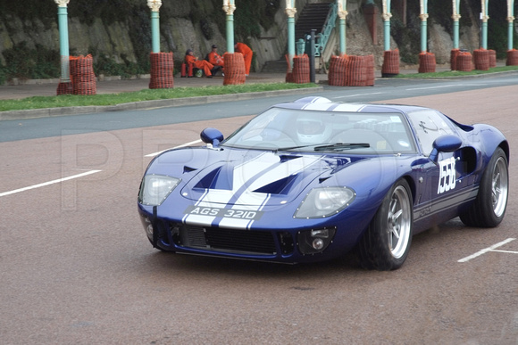 C11 155 Chris Simpson Ford GT40