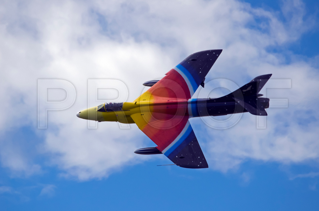 "Hawker Hunter ""Miss Demeanour"""