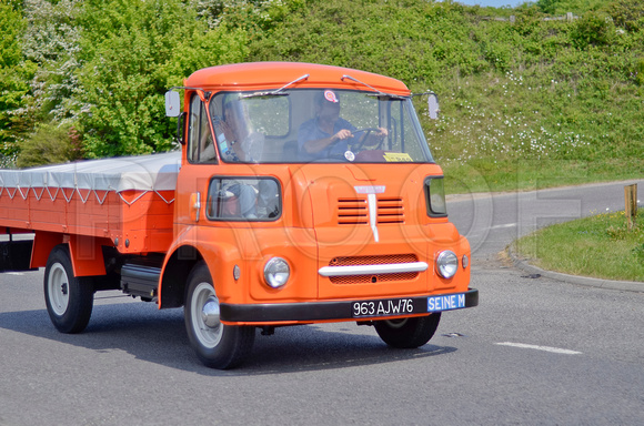 Bonzer Photos | Lorries and Trucks | Willleme BMC Lorry-1966