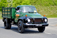 Bedford J5 Tipper-1960