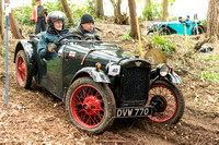Austin 7 Cambridge Special  -  Roger Brown