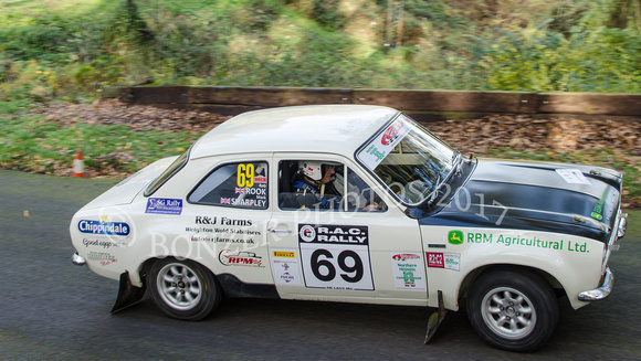 Ford Escort MkI Twin Cam  -   Rob Rook  Mark Sharpley