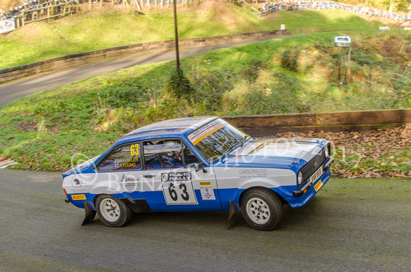 Ford Escort MkII    -  Roger Fowler   Ashley Young