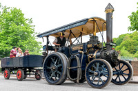 Marshall 4 NHP 5 ton Steam tractor –  'The Mascot'