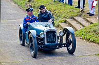 Austin 7 Special Test Hill