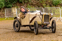 Austin 7 Ulster Rep. -  Russell Mills
