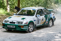 Ford Sierra RS Cosworth  -  Keith Garton