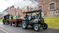 Foden 4 NHP Agri tractor