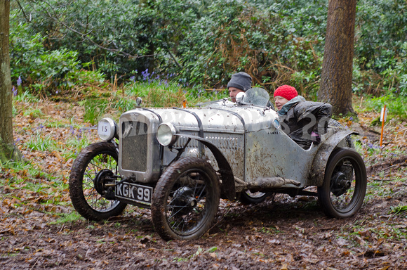 Austin 7 Special Chris Need