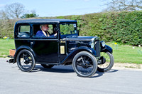 Austin 7 Box Saloon  GP 2247