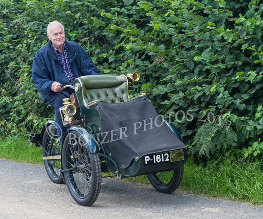 Humber Olympia 1904  -  Colin Chambers
