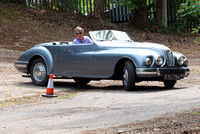 Bristol 402 Touring Convertible  Richard Weale