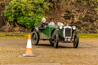 Austin 7 Ulster Trials -  Jon Fleming