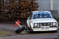 Ford Escort Mk II  - Stephen Beck  Paul Brown