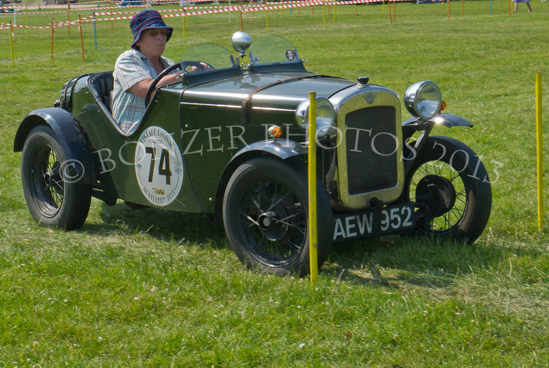 Bonzer photos 750 mc national austin 7 rally 2013 for National motor club phone number