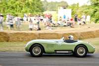 Jaguar C Type - Norman Drewis